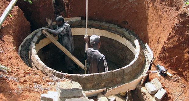 Biogas in aanbouw